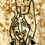 Наскальная живопись Кубы