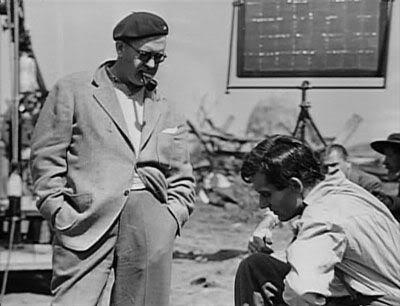 Джон Форд и Генри Фонда.