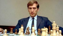 В Исландии на 65- году жизни умер Роберт (Бобби) Фишер, чемпион мира по шахматам.