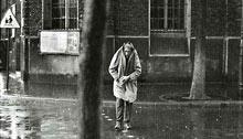 Альберто Джакометти. Фотография Анри Картье-Брессона
