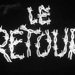 Возвращение. Анри Картье-Брессон. Le retour (1945) (видео).