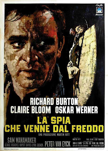 """""""Шпион, который пришел с холода"""" The Spy Who Came in from the Cold (1965)"""