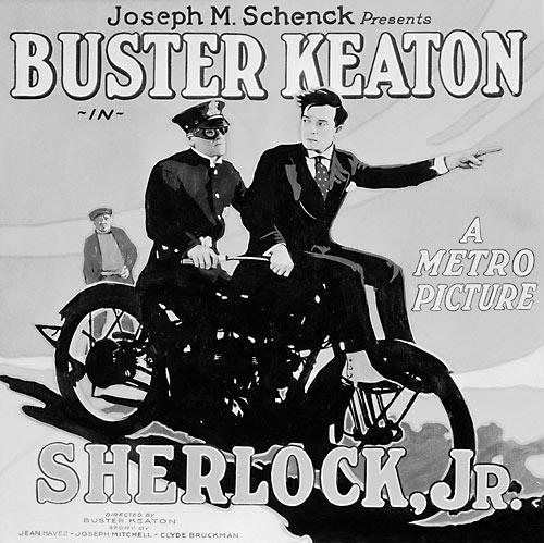 """Шерлок Холмс Младший"" Sherlock, Jr. (1924)"