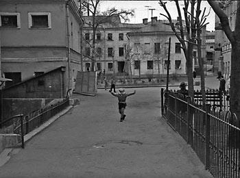 Старая Москва. 50-е гг. Мой двор: Б. Никитская, д. 14